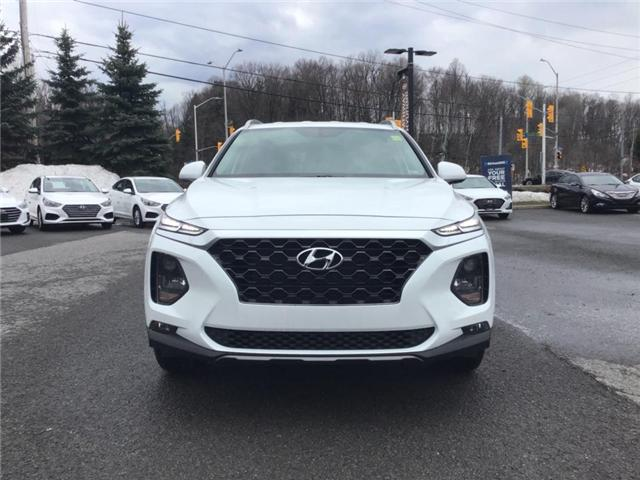 2019 Hyundai Santa Fe ESSENTIAL (Stk: R95415) in Ottawa - Image 2 of 11