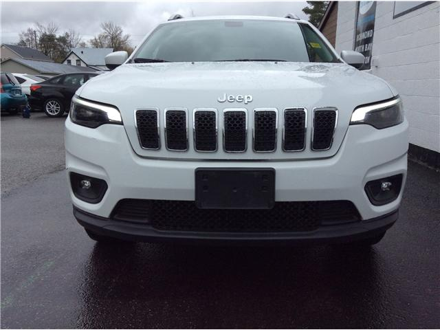 2019 Jeep Cherokee North (Stk: 190577) in Richmond - Image 7 of 20