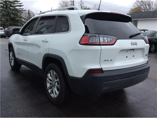 2019 Jeep Cherokee North (Stk: 190577) in Richmond - Image 5 of 20