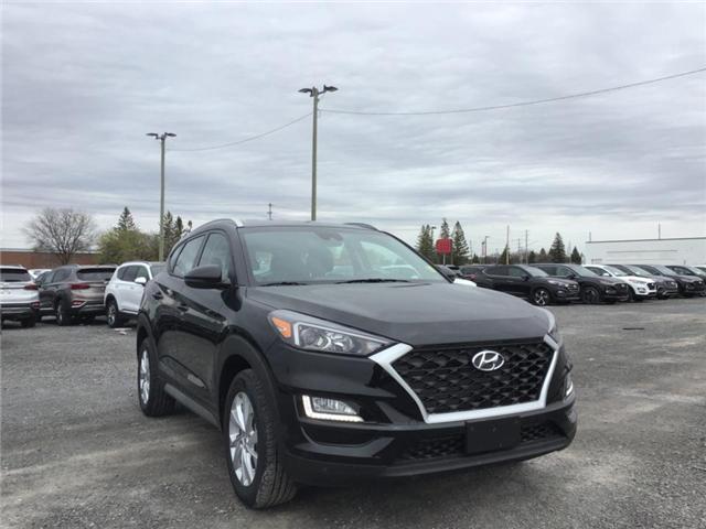 2019 Hyundai Tucson Preferred (Stk: R95437) in Ottawa - Image 1 of 11