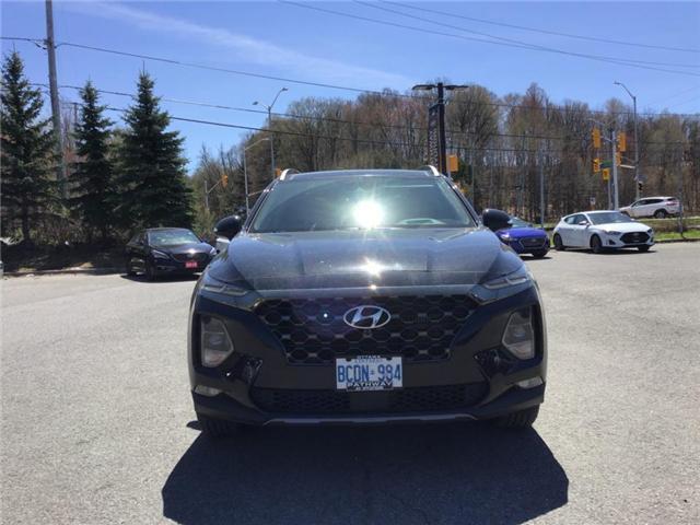 2019 Hyundai Santa Fe Ultimate 2.0 (Stk: DR95222) in Ottawa - Image 2 of 9