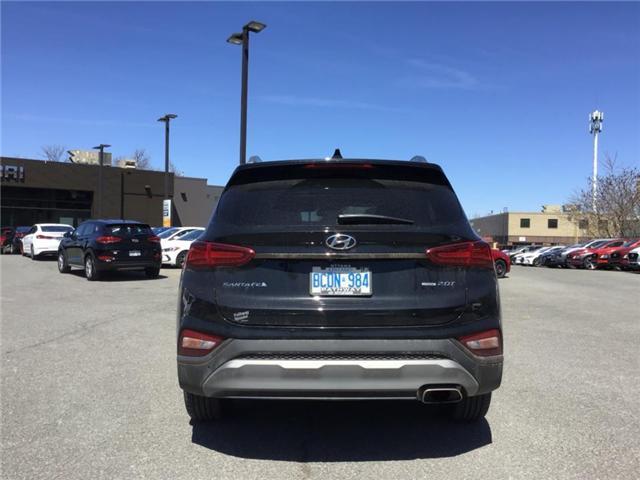 2019 Hyundai Santa Fe Ultimate 2.0 (Stk: DR95222) in Ottawa - Image 5 of 9