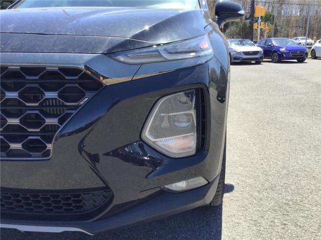 2019 Hyundai Santa Fe Ultimate 2.0 (Stk: DR95222) in Ottawa - Image 6 of 9