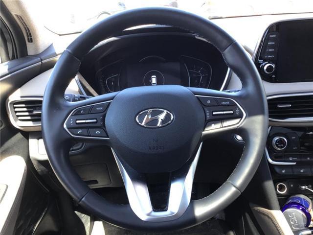 2019 Hyundai Santa Fe Ultimate 2.0 (Stk: DR95222) in Ottawa - Image 8 of 9