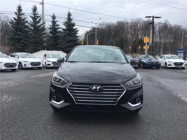 2019 Hyundai Accent Ultimate (Stk: R95575) in Ottawa - Image 2 of 11