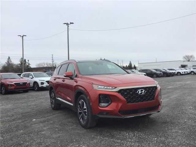 2019 Hyundai Santa Fe Ultimate 2.0 (Stk: R95580) in Ottawa - Image 1 of 11