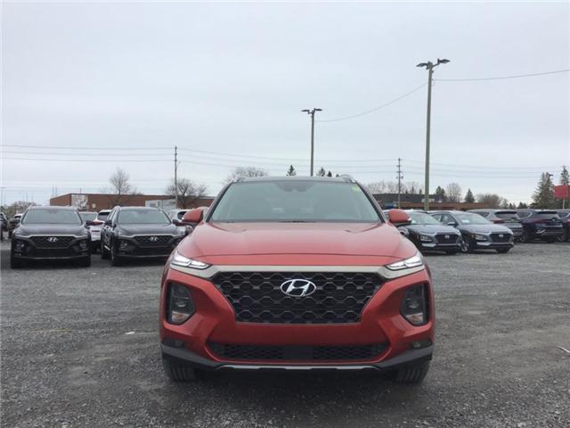 2019 Hyundai Santa Fe Ultimate 2.0 (Stk: R95580) in Ottawa - Image 2 of 11