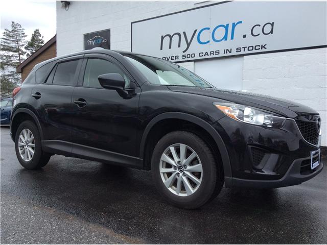 2013 Mazda CX-5 GX (Stk: 190598) in North Bay - Image 1 of 19