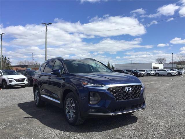 2019 Hyundai Santa Fe Luxury (Stk: R95548) in Ottawa - Image 1 of 11
