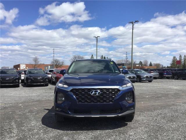 2019 Hyundai Santa Fe Luxury (Stk: R95548) in Ottawa - Image 2 of 11