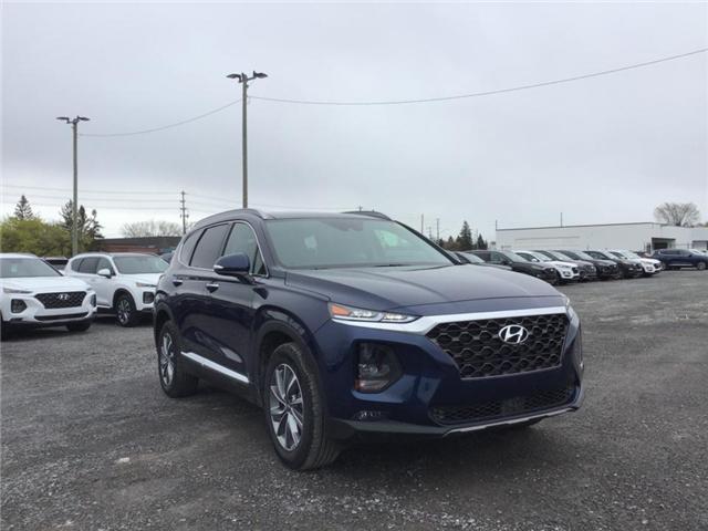 2019 Hyundai Santa Fe Luxury (Stk: R95536) in Ottawa - Image 1 of 11