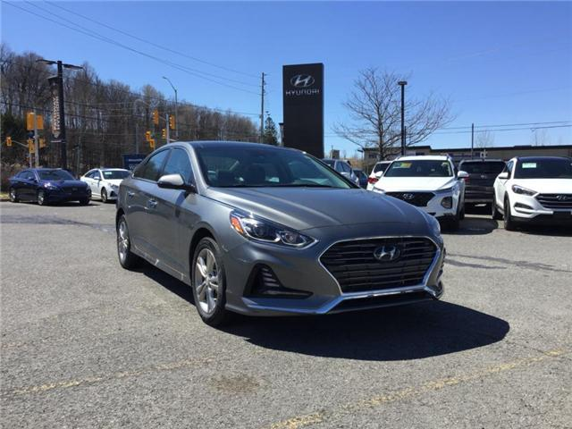 2019 Hyundai Sonata Luxury (Stk: R95627) in Ottawa - Image 1 of 11