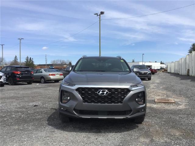 2019 Hyundai Santa Fe Luxury (Stk: R95679) in Ottawa - Image 2 of 11