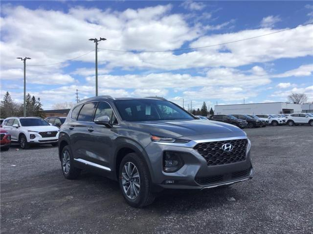 2019 Hyundai Santa Fe Luxury (Stk: R95677) in Ottawa - Image 1 of 11