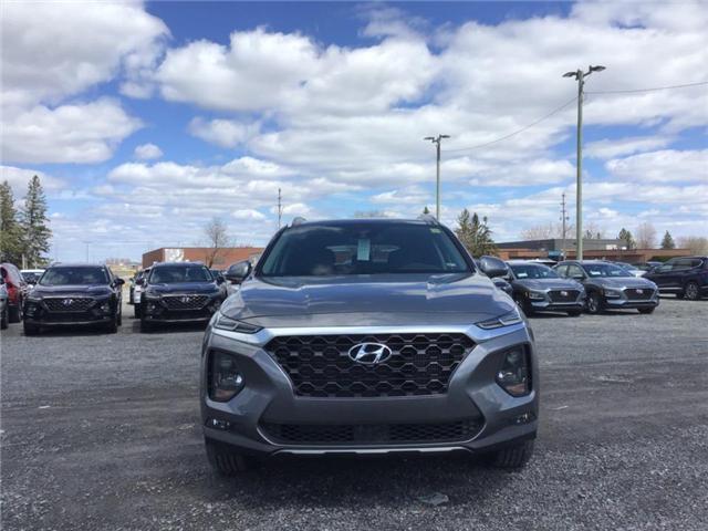 2019 Hyundai Santa Fe Luxury (Stk: R95677) in Ottawa - Image 2 of 11