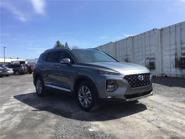 2019 Hyundai Santa Fe Luxury (Stk: R95709) in Ottawa - Image 1 of 11