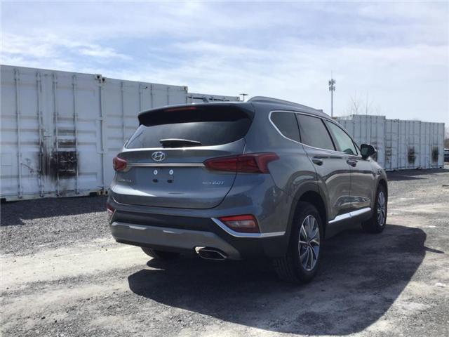 2019 Hyundai Santa Fe Luxury (Stk: R95709) in Ottawa - Image 4 of 11