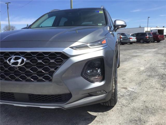 2019 Hyundai Santa Fe Luxury (Stk: R95709) in Ottawa - Image 6 of 11