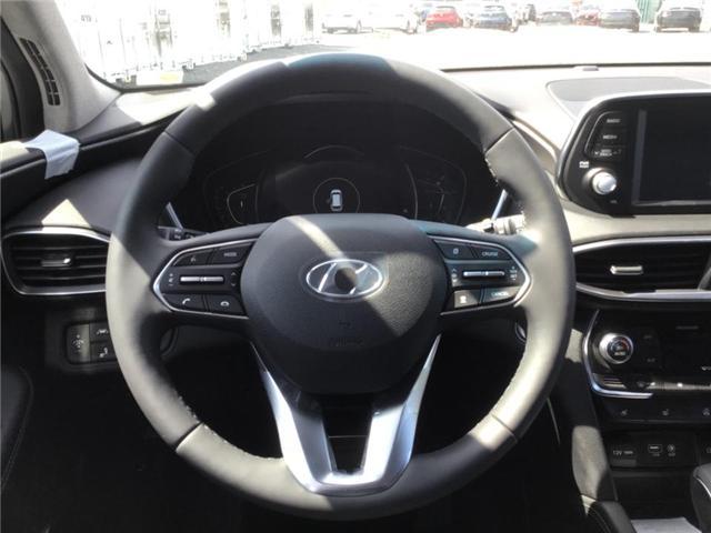 2019 Hyundai Santa Fe Luxury (Stk: R95709) in Ottawa - Image 9 of 11