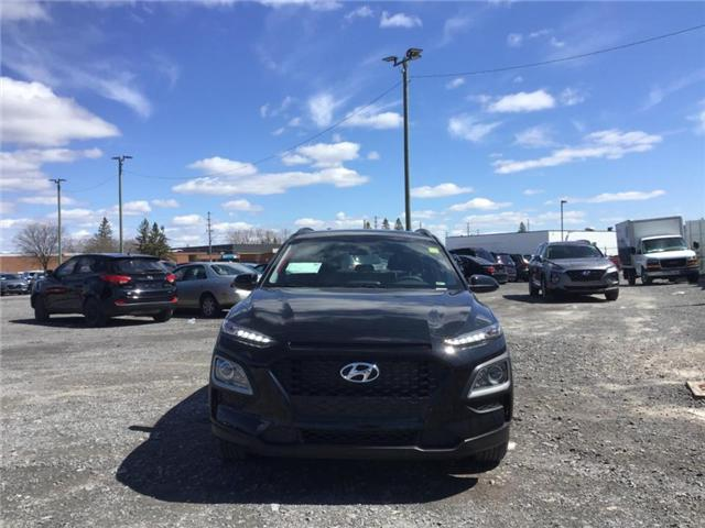 2019 Hyundai KONA 2.0L Essential (Stk: R95799) in Ottawa - Image 2 of 11