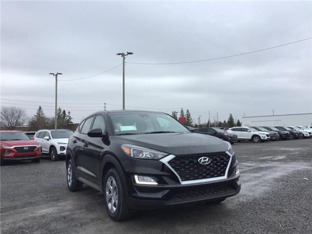 2019 Hyundai Tucson Essential w/Safety Package (Stk: R95850) in Ottawa - Image 1 of 11