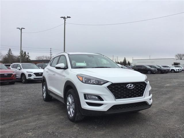 2019 Hyundai Tucson Preferred (Stk: R95856) in Ottawa - Image 1 of 11