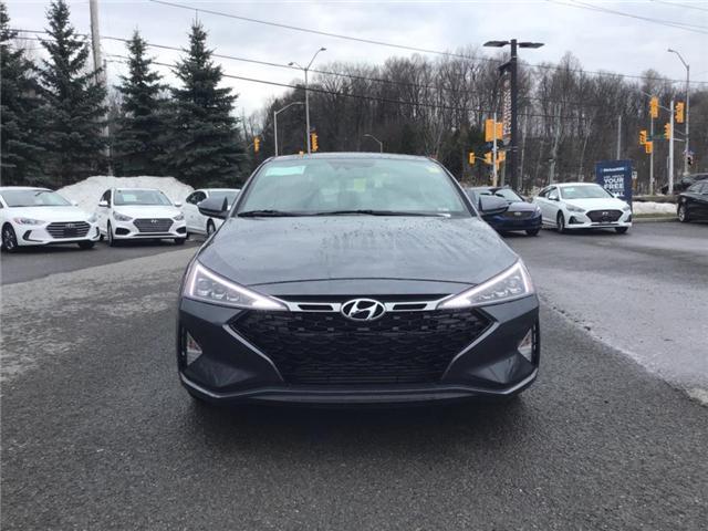 2019 Hyundai Elantra Sport (Stk: R95887) in Ottawa - Image 2 of 11