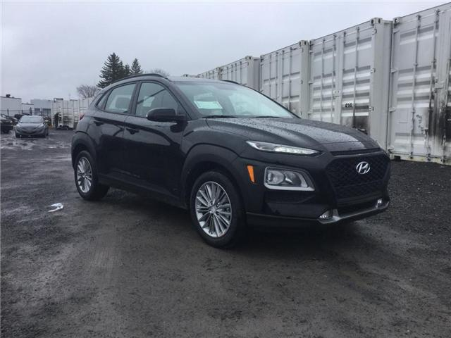 2019 Hyundai KONA 2.0L Preferred (Stk: R95930) in Ottawa - Image 1 of 11
