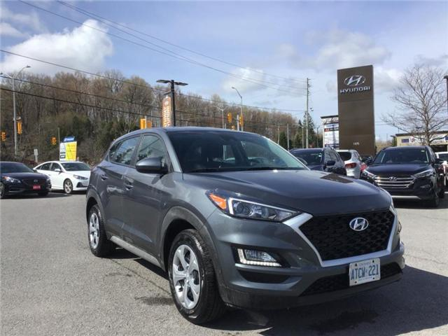 2019 Hyundai Tucson Essential w/Safety Package (Stk: DR95808) in Ottawa - Image 1 of 11