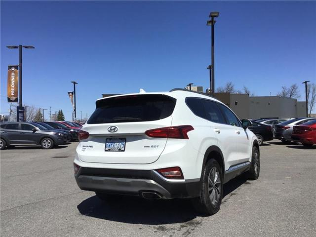 2019 Hyundai Santa Fe Preferred 2.0 (Stk: DR95148) in Ottawa - Image 4 of 10