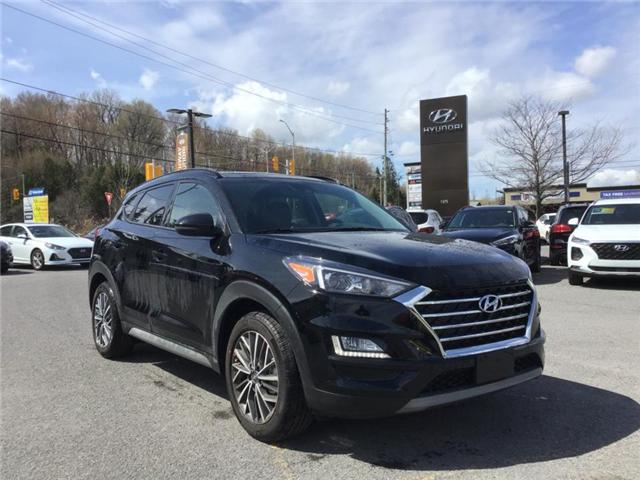 2019 Hyundai Tucson Luxury (Stk: DR95803) in Ottawa - Image 1 of 11