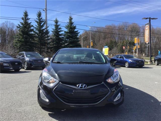2013 Hyundai Elantra SE (Stk: R95545A) in Ottawa - Image 2 of 11