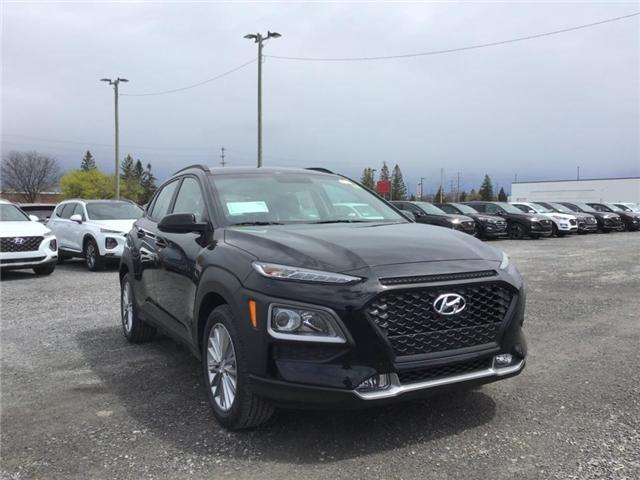 2019 Hyundai KONA 2.0L Preferred (Stk: R95873) in Ottawa - Image 1 of 11