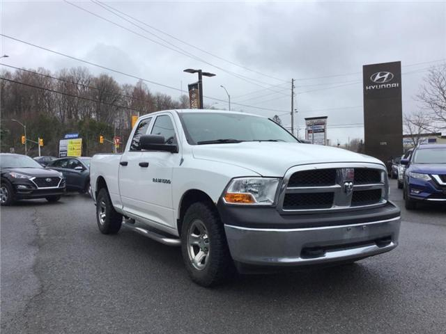 2012 RAM 1500 ST (Stk: R95903A) in Ottawa - Image 1 of 11