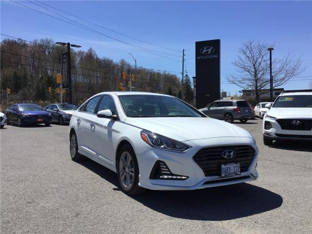 2019 Hyundai Sonata Preferred (Stk: DR95156) in Ottawa - Image 1 of 10