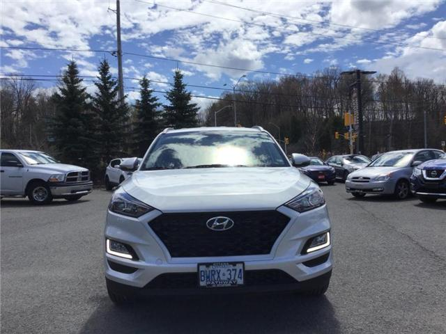 2019 Hyundai Tucson Preferred (Stk: DR95436) in Ottawa - Image 2 of 10