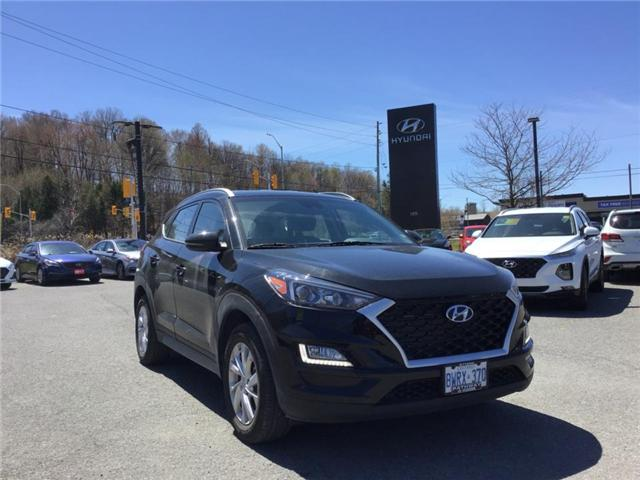 2019 Hyundai Tucson Preferred (Stk: DR95438) in Ottawa - Image 1 of 11