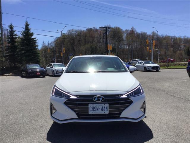 2019 Hyundai Elantra Preferred (Stk: DR95461) in Ottawa - Image 2 of 10