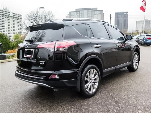 2018 Toyota RAV4 Limited (Stk: 95114A) in Waterloo - Image 5 of 25