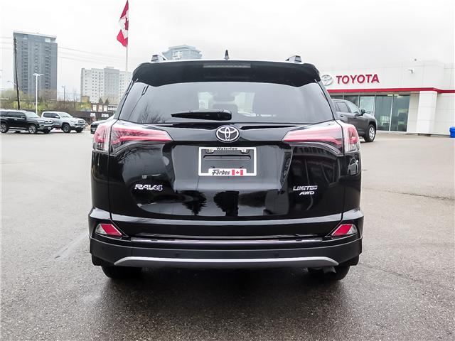 2018 Toyota RAV4 Limited (Stk: 95114A) in Waterloo - Image 6 of 25