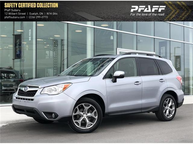 2016 Subaru Forester 2.5i Limited Package (Stk: S00176A) in Guelph - Image 1 of 21