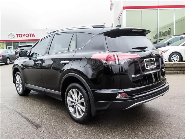 2018 Toyota RAV4 Limited (Stk: 95114A) in Waterloo - Image 7 of 25