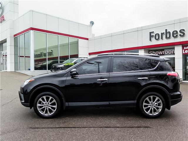 2018 Toyota RAV4 Limited (Stk: 95114A) in Waterloo - Image 8 of 25