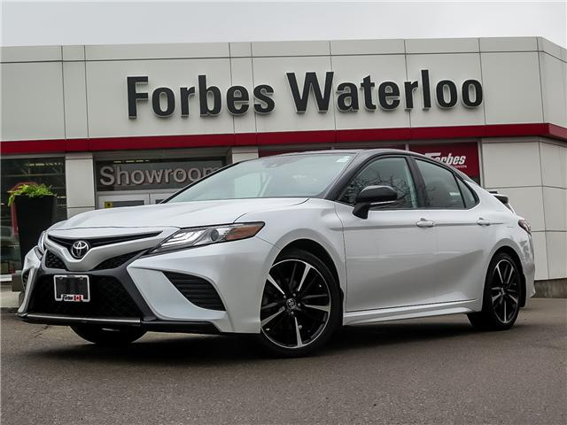 2019 Toyota Camry XSE (Stk: 11578) in Waterloo - Image 1 of 23