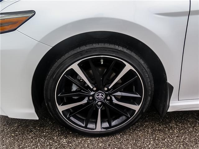 2019 Toyota Camry XSE (Stk: 11578) in Waterloo - Image 9 of 23