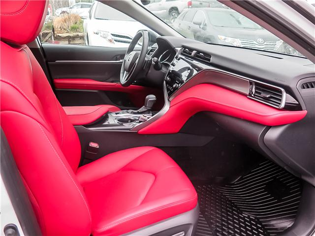 2019 Toyota Camry XSE (Stk: 11578) in Waterloo - Image 19 of 23