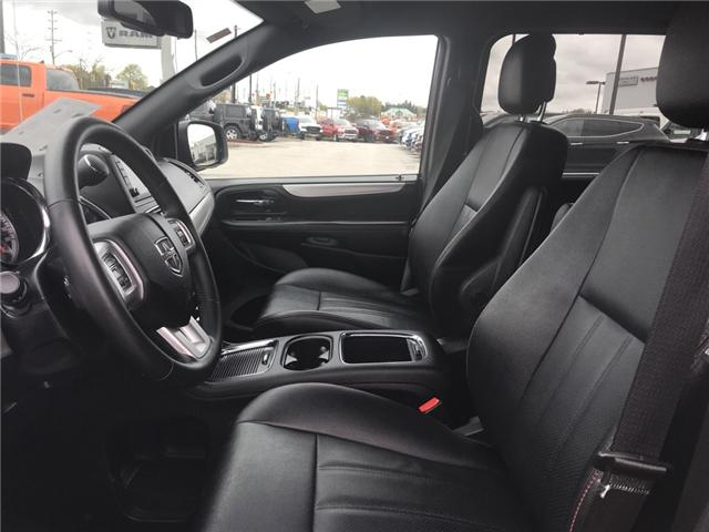 2018 Dodge Grand Caravan GT (Stk: 24052S) in Newmarket - Image 12 of 21