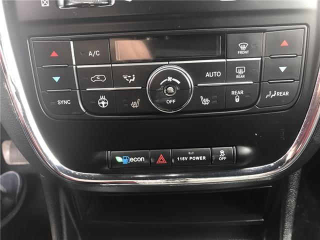 2018 Dodge Grand Caravan GT (Stk: 24052S) in Newmarket - Image 15 of 21