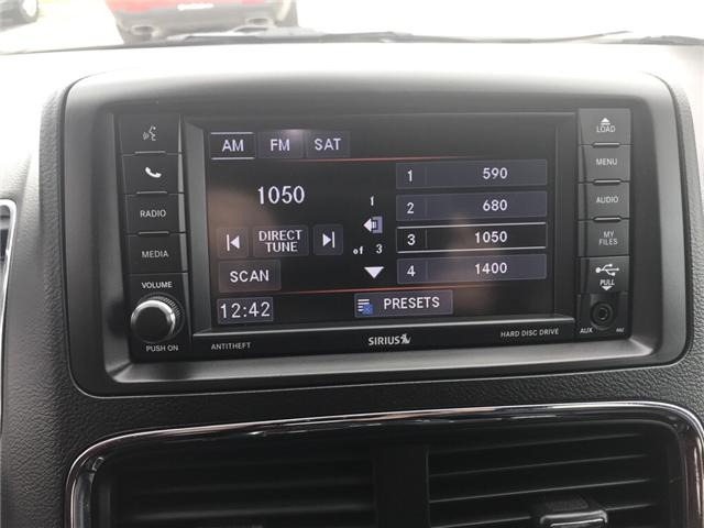 2018 Dodge Grand Caravan GT (Stk: 24052S) in Newmarket - Image 16 of 21
