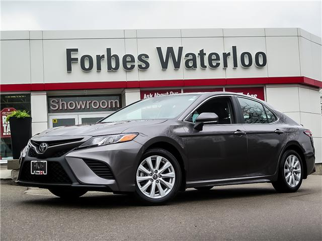 2019 Toyota Camry SE (Stk: 11581) in Waterloo - Image 1 of 24
